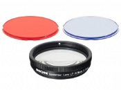 Condensor Lens LF-N Set (package includes red filter LF-N and blue filter LF-N)
